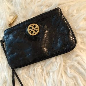 Tory Burch wristlet with strap